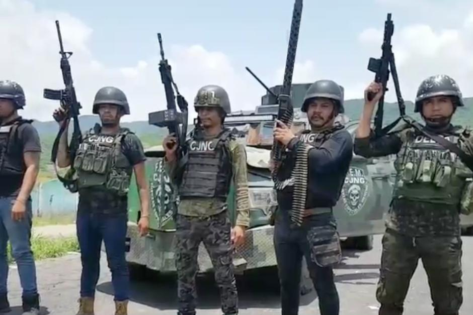 Carteles mexicanos se disputan el control marítimo en Guatemala