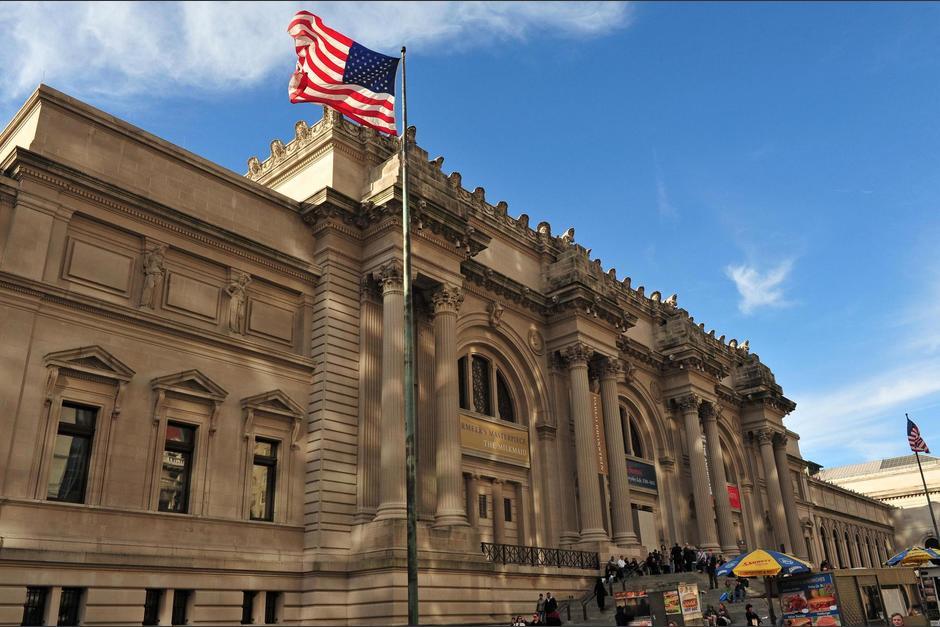 Guatemala expondrá parte de la cultura maya en el Museo Metropolitano de Nueva York, en EE.UU. (Foto: MapsOfWorld)