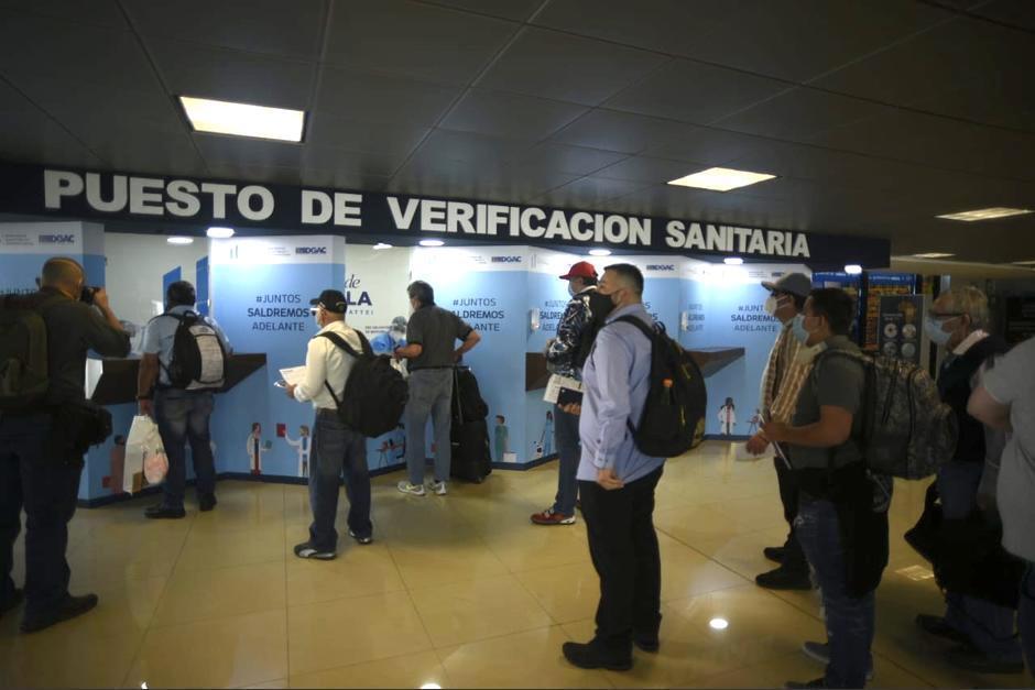 La Dirección General de Aeronáutica Civil habilitó una página para emitir un salvoconductos de viaje y esta fue jaqueada. (Foto: Archivo/Soy502)