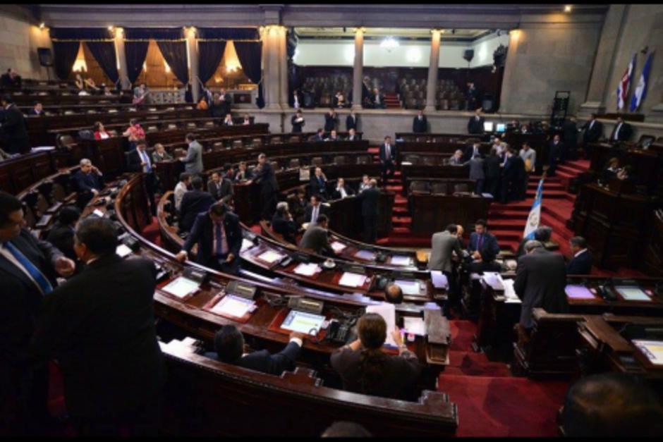 La bancada Semilla asistirá a la sesión plenaria para votar en contra del Estado de Calamidad. (Foto: archivo/Soy502)