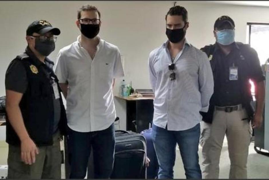 Los hermanos Martinelli se encuentran en espera de ser extraditados a Estados Unidos. (Foto: Archivo/Soy502)