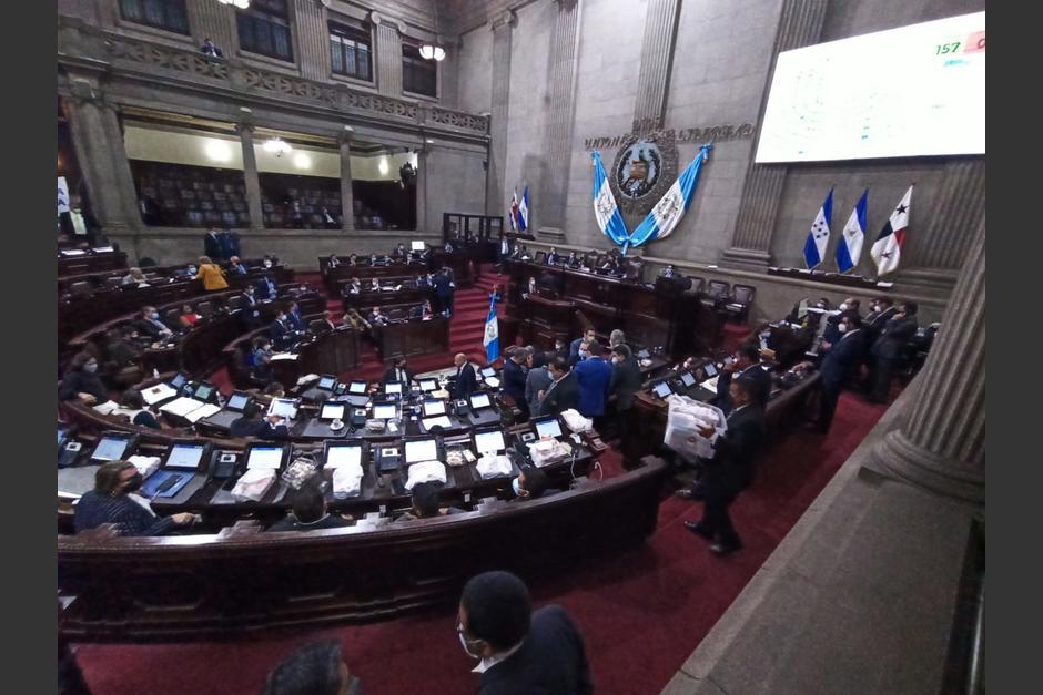 La sesión estuvo llena de polémica, gritos y persecuciones. (Foto: Wilder López/Soy502)