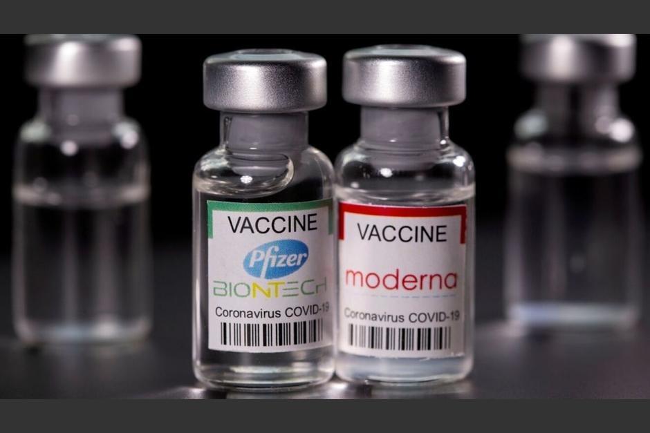 Pfizer y Moderna fueron desarrolladas con tecnología ARN mensajero. (Foto: Archivo/Soy502)