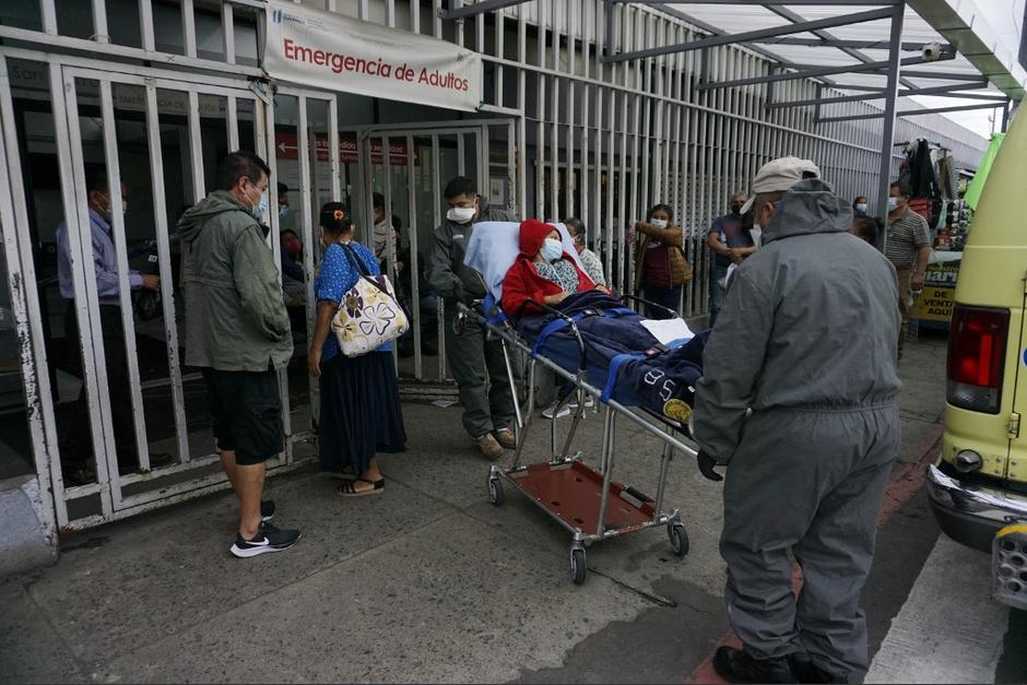 Los casos en el país continúan en aumento. (Foto: AFP)
