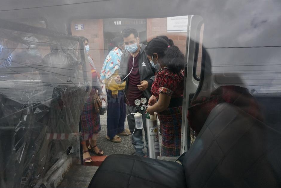 Los casos van en aumento en el país. (Foto: AFP)