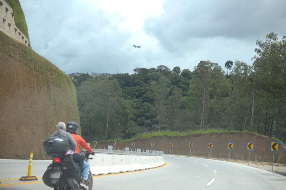 El nuevo tramo conecta desde la zona 12 hasta Villa Canales. (Foto: Wilder López/Soy502)
