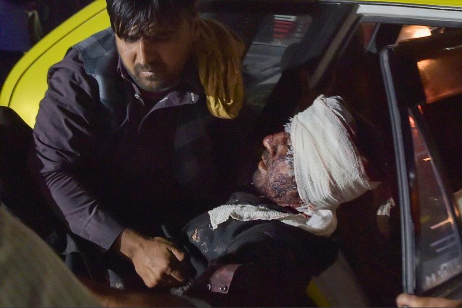 """Los ataques dejaron """"al menos"""" entre 13 y 20 muertos y 52 heridos, dijo a la AFP el principal portavoz de los talibanes. (Foto: AFP)"""