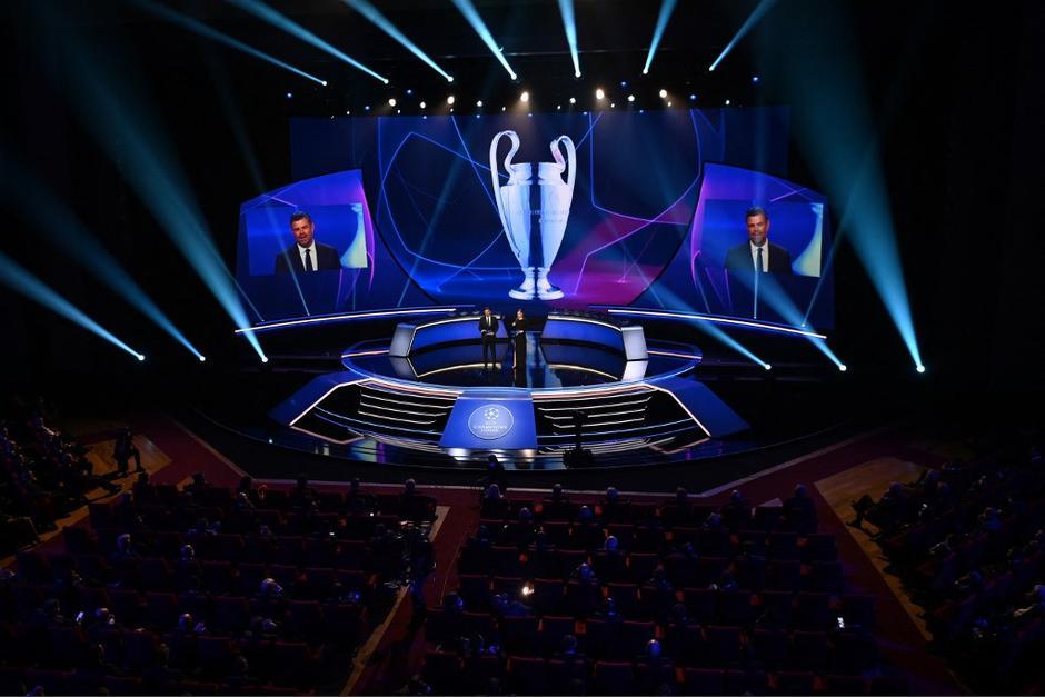 Los equipos más grandes de Europa ya conocen a sus rivales para iniciar la fase de grupos de la Champions League. (Foto: AFP)