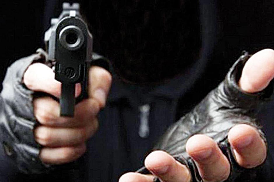 Un asalto quedó grabado en las cámaras de vigilancia del sector. (Foto: Archivo/Soy502)
