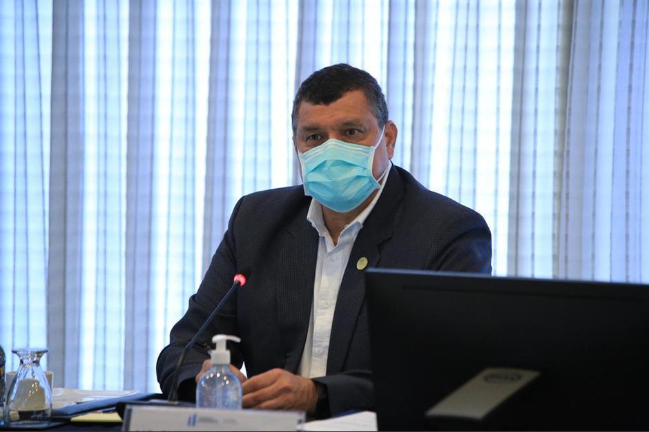 Guillermo Castillo lamentó la destitución deMaritza Méndez, Secretaria de Seguridad Alimentaria y Nutricional. (Foto: Archivo/Soy502)