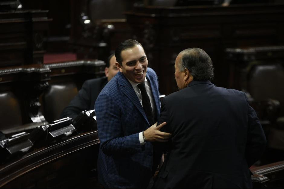 Giordano fue contratado como asesor luego de no ser reelecto como diputado. (Foto: Archivo/Soy502)