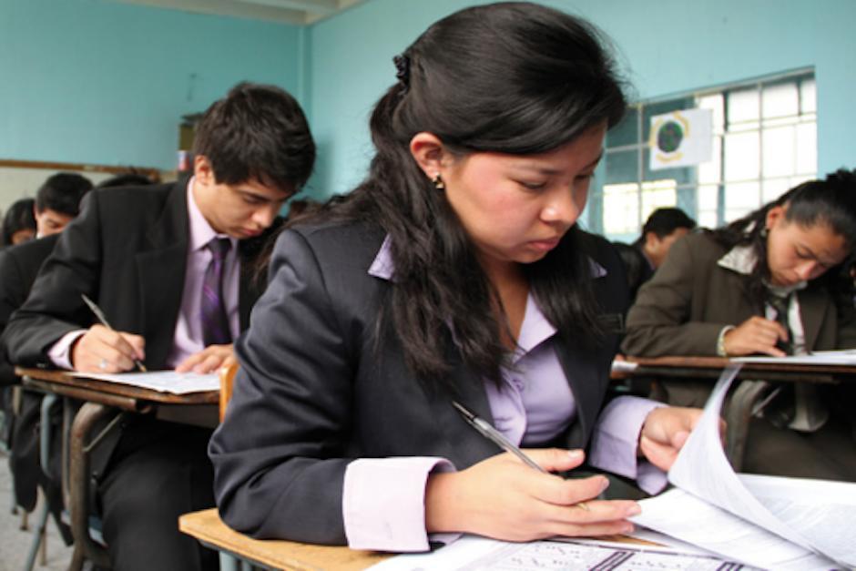 Los estudiantes deberán realizar evaluación diagnóstica y prácticas supervisadas en este 2021 (Foto ilustrativa: Mineduc)