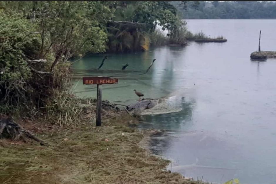 El Parque Nacional Laguna Lachuá ha sido invadido en otras ocasiones. (Foto con fines ilustrativos/ Facebook Parque Nacional Laguna Lachuá)