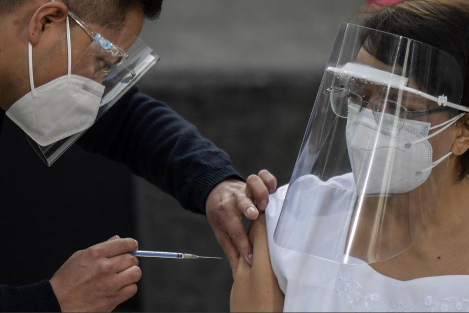 El MSPAS dio a conocer el plan de vacunación contra el Covid-19. (Foto: Archivo/Soy502)