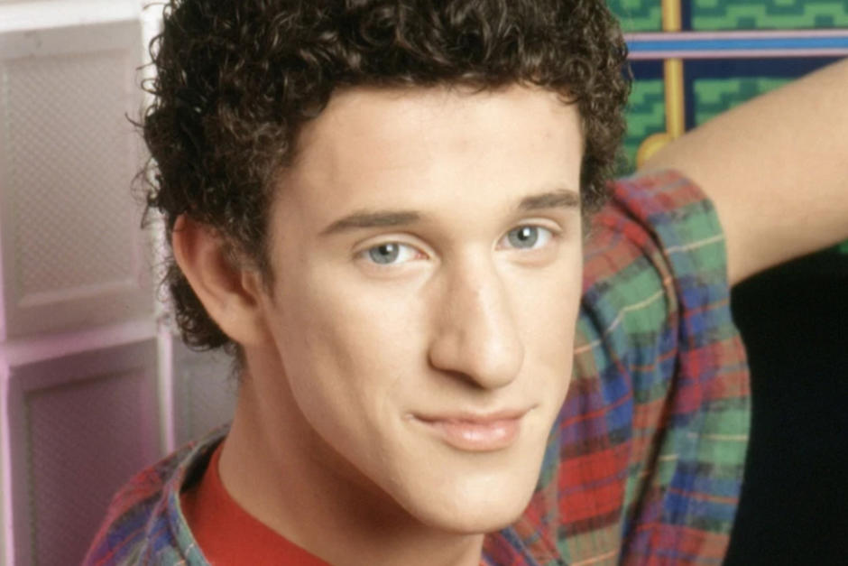 "La estrella de ""Salvados por la campana"", Dustin Diamond, fue hospitalizado. (Foto: Save by the Bell)"