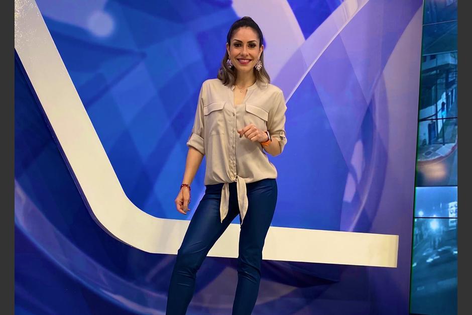 La conductora de televisión recurre a la solidaridad de los guatemaltecos para reponerse en su última etapa de recuperación. (Foto: Twitter María Renée Pérez Yonker)