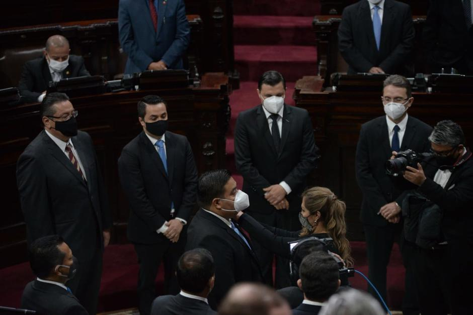Varios miembros de la Junta Directiva podrían ser removidos por diferencias con sus bancadas. (Foto: Wilder López/Soy502)