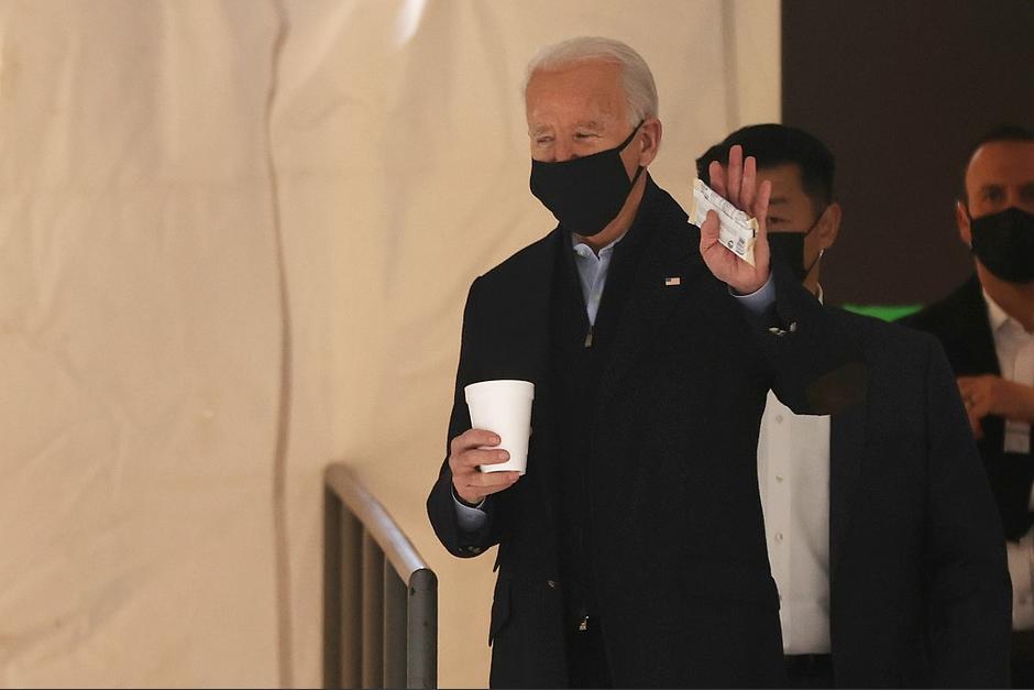 El presidente electo de Estados Unidos asumirá este miércoles 20 de enero. (Foto: AFP)