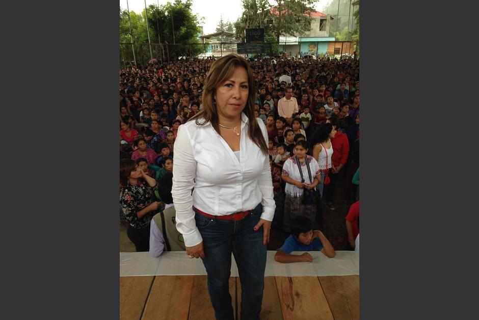 El hermano de la diputada Sofía Hernández fue capturado este miércoles. (Foto: Archivo/Soy502)