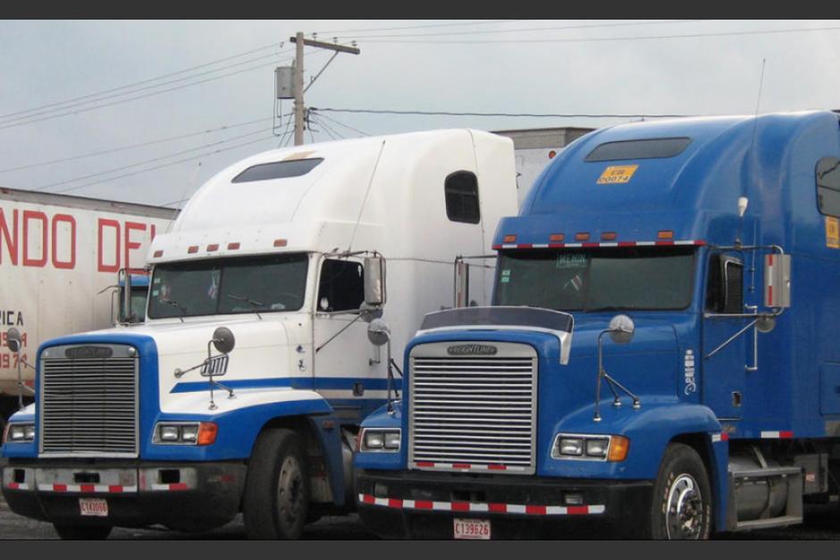 El transporte pesado debe circular en el carril derecho. (Foto: archivo)