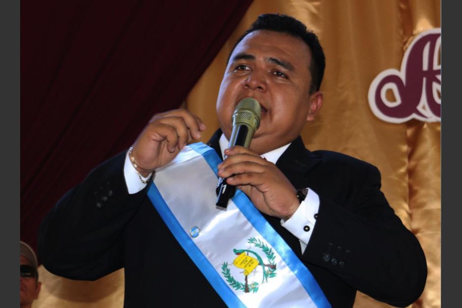 Carlos Preciado Navarijo, alcalde de Ocós, San Marcos, y hermano de la diputada Vivian Preciado Navarijo, fue detenido en Panamá acusado de narcotráfico. (Foto: Facebook/Carlos Preciado)