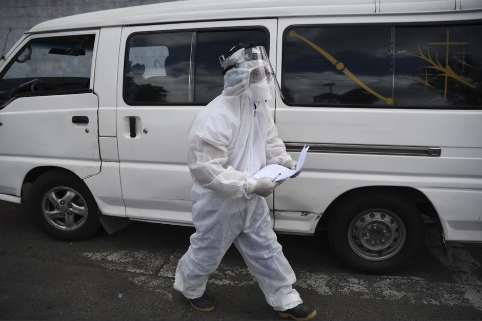 En Guatemala se registraron más de mil casos este miércoles 20 de enero. (Foto: AFP)