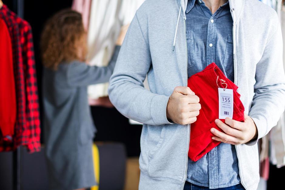 Un local comercial de Chiquimula difundió las imágenes y denunció el robo. (Foto: Shutterstock)