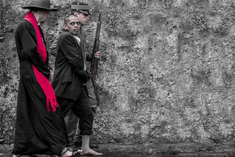 Película guatemalteca se estrenará en febrero en los cines nacionales. (Foto: Miculax, el regreso del diablo oficial)