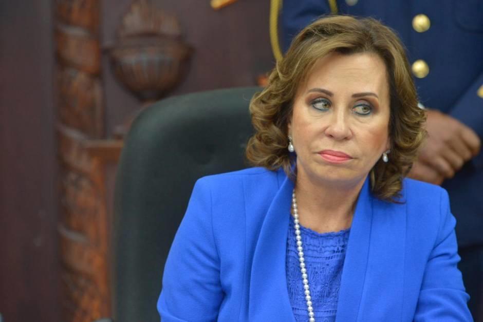 Sandra Torres perdería de manera definitiva la secretaría general de la UNE. (Foto: archivo/Soy502)