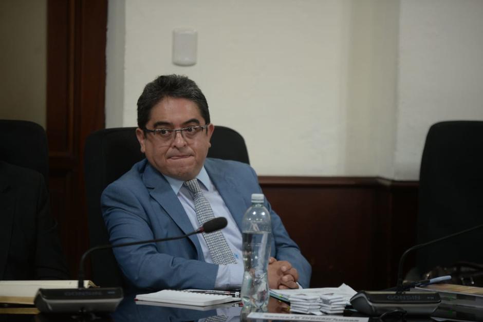El procurador de los Derechos Humanos, Jordán Rodas, exige al Congreso que le entreguen el presupuesto que le corresponde. (Foto: Archivo/Soy502)