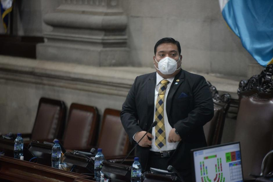 """El ministro de Finanzas aseguró que el traslado de estos fondos fue un """"error involuntario"""". (Foto: Wilder López/Soy502)"""