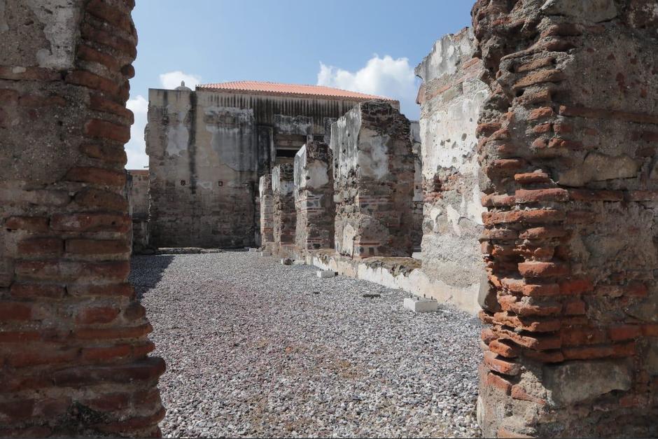 El museo estará ubicado en el Palacio de los Capitanes. (Foto: Gobierno de Guatemala)