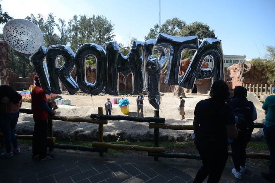 Así lucía el recinto de Trompita.  (Foto: Wilder López/Soy502)