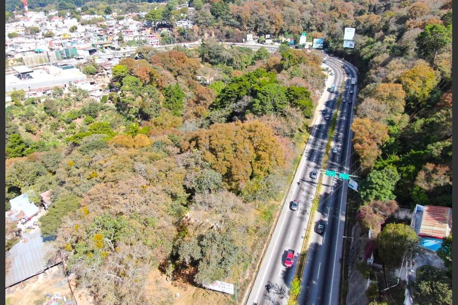 La construcción del paso a desnivel de San Lucas se licitó en diciembre de 2019. (Foto: Sara Melini/Nuestro Diario)
