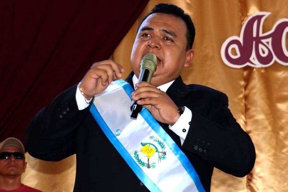 Preciado Navarijo es hermano de una diputada de la UCN e hijo de la alcaldesa de La Blanca, San Marcos. (Foto: Municipalidad de Ocós)
