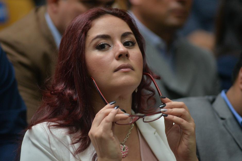 Jennifer Dell Acqua fue capturada por supuestos vínculos con el Caso Comisiones Paralelas. (Foto: Archivo/Wilder López/Soy502)
