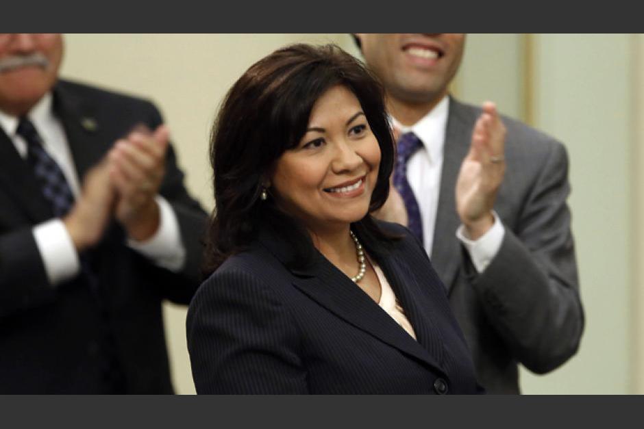 La congresista demócrata Norma Torres se pronunció luego de publicada la Lista Engel. (Foto: Archivo/Soy502)