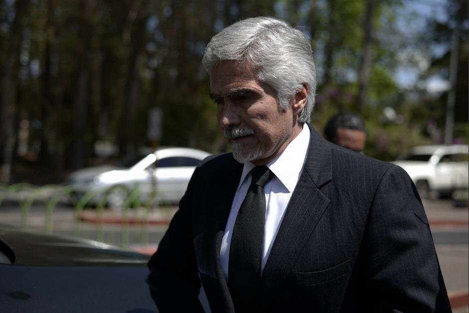 El presidente de la Fundación Contra el Terrorismo, Ricardo Méndez Ruiz, reaccionó ante su aparición en la Lista Engel de EE.UU. (Foto: Archivo/Soy502)