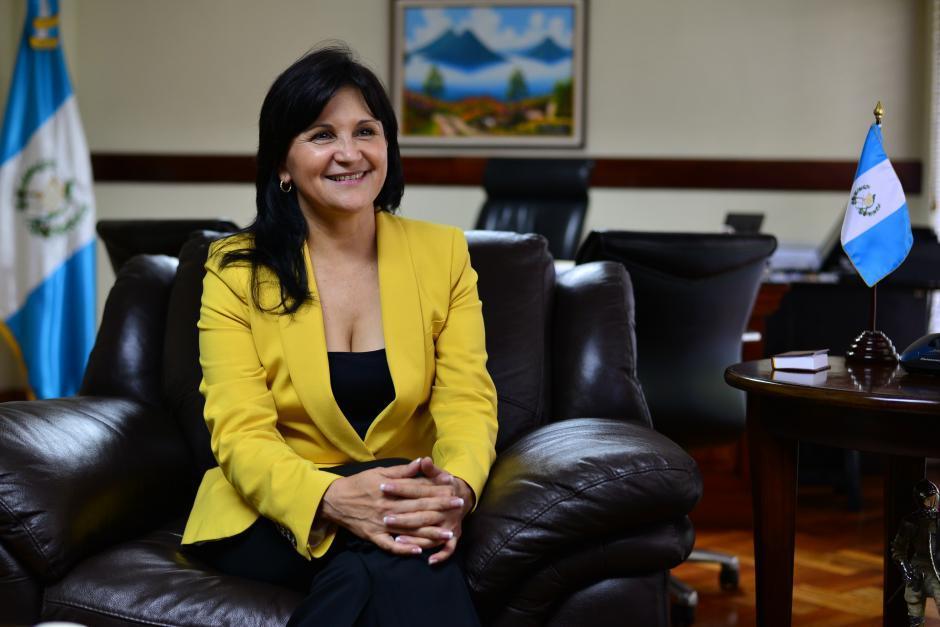 Gloria Porras se encuentra en EEUU. (Foto: archivo/Soy502)
