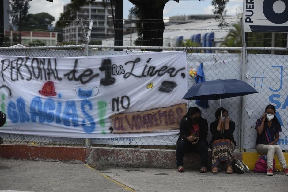La diputada Andrea Villagrán denunció un recorte financiero en los hospitales temporales. (Foto: Archivo/Soy502)