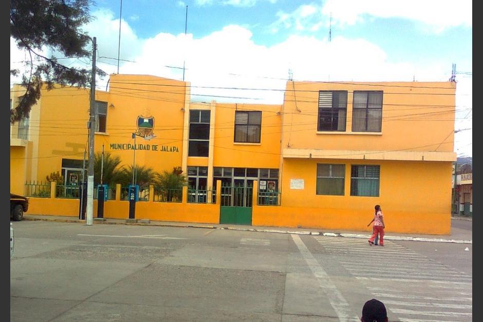 La Municipalidad de Jalapa desmintió un comunicado sobre cierre por Independencia de EE. UU. (Foto: Google Maps)
