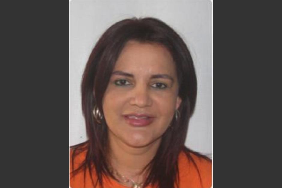 Martha Julia Lorenzana Cordón es hija del fallecido narcotraficante Waldemar Lorenzana Lima. (Foto: archivo)