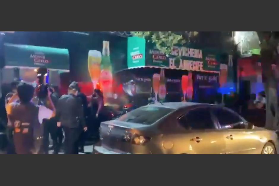 Cuatro muertos, dos heridos y 15 personas con crisis nerviosa tras ataque armado en un club nocturno. (Foto: Captura de video)