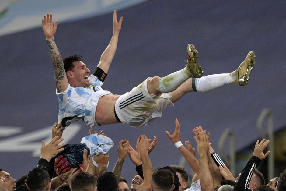Lo que dijo Messi tras ganar la Copa América con Argentina