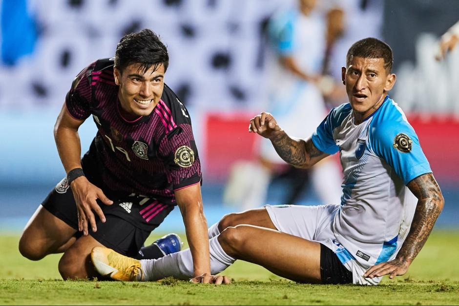 Guatemala lució con mejor planteamiento, pero México aprovechó los descuidos en defensa. (Foto: Gold Cup)