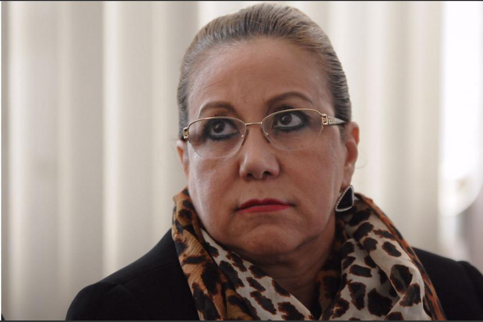 El caso contra la exmagistrada Blanca Stalling inició desde 2017, pero ha sido retrasado utilizando varias acciones legales. (Foto: Archivo/Soy502)