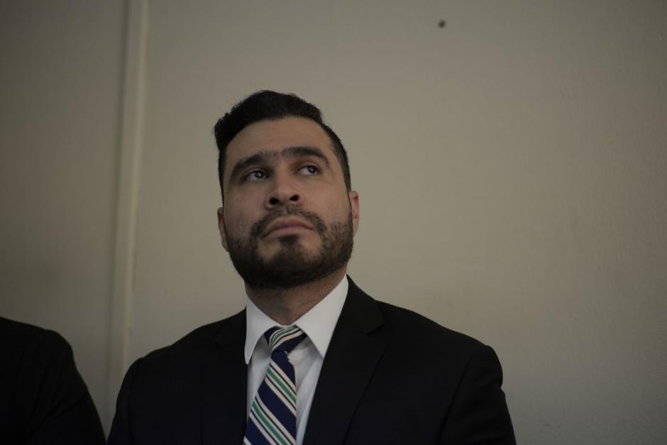Dan trámite al proceso de antejuicio en contra de Neto Bran por un caso de arrendamiento de inmuebles. (Foto: Archivo/Soy502)