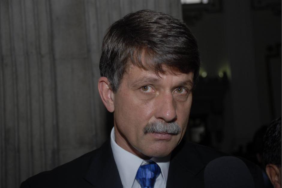 El exembajador de EE.UU. en Guatemala, Stephen McFarland, se pronunció ante la destitución de Juan Francisco Sandoval, de la FECI. (Foto: Archivo/Soy502)