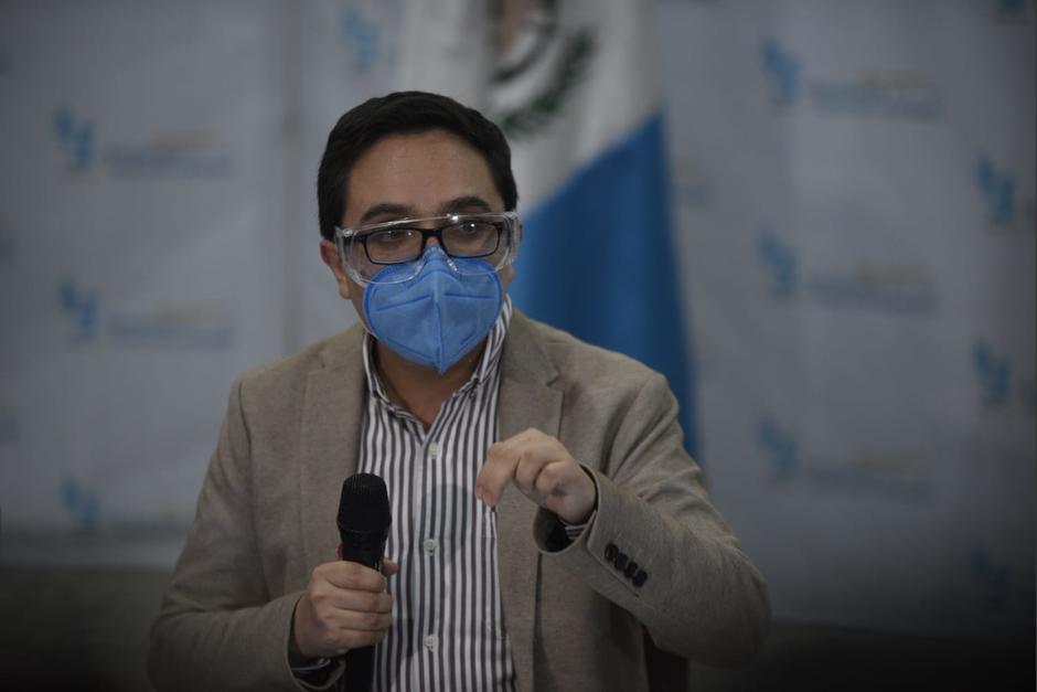 Giammattei reacciona a declaraciones de Juan Francisco Sandoval