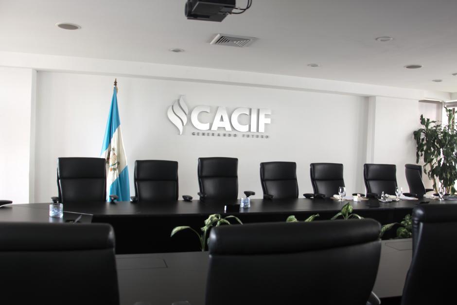 El Cacif presentó varias propuestas en materia judicial este jueves. (Foto: Archivo/Soy502)